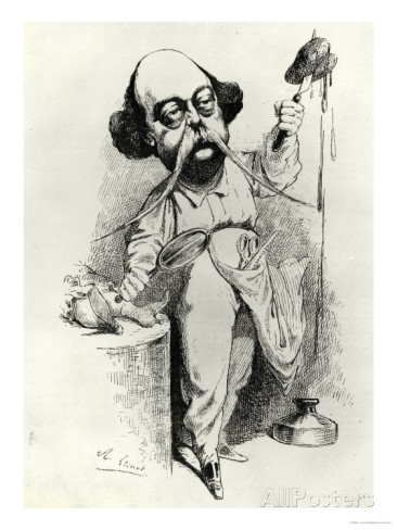j-lemot-gustave-flaubert-dissecting-madame-bovary-illustration-from-parodie-december-1869